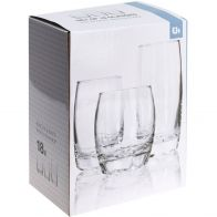 Drinkglas Set 18-Delig