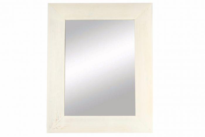 White Wash Spiegel : Countryfield spiegel hennie white wash wit 100cm outlet duiven