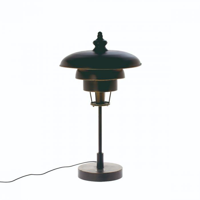Riverdale Tafellamp Boston Zwart 68cm