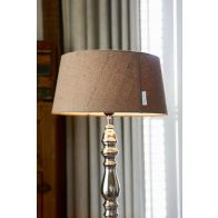 RIVIÈRA MAISON LINNEN LAMPENKAP NATUREL 30X35