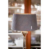 RIVIÈRA MAISON CLASSIC LAMPSHADE DARK GREY 20X35
