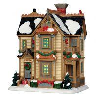 LEMAX HOME FOR CHRISTMAS RESIDENCE