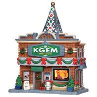 LEMAX KGEM RADIO STATION
