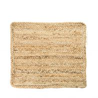 RIVERDALE PLACEMAT JUTE NATUREL 33X40CM