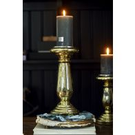 RIVIÈRA MAISON EDGARTOWN CANDLE HOLDER GOLD M