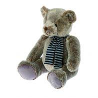 RIVERDALE BEER TEDDY GRIJS 41CM