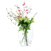 RIVERDALE VAAS CLASSIC CLEAR ROND 54CM