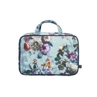 ESSENZA YARA FLEUR TOILET BAG DUSTY AQUA