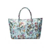 ESSENZA PUCK FLEUR SHOULDER BAG DUSTY AQUA