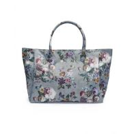 ESSENZA PUCK FLEUR SHOULDER BAG FADED BLUE