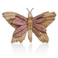 COCO MAISON DECO WALL BUTTERFLY S 51X30 CM
