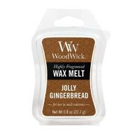 WOODWICK JOLLY GINGERBREAD MINI WAX MELT